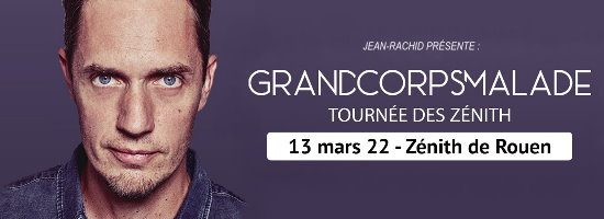 Bandeau responsive Grand Corps Malade 550x200