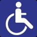 Personne en fauteuille roulant