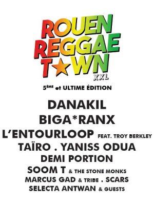 Rouen-Reggae-Town-Volume-Presente 02 450x600