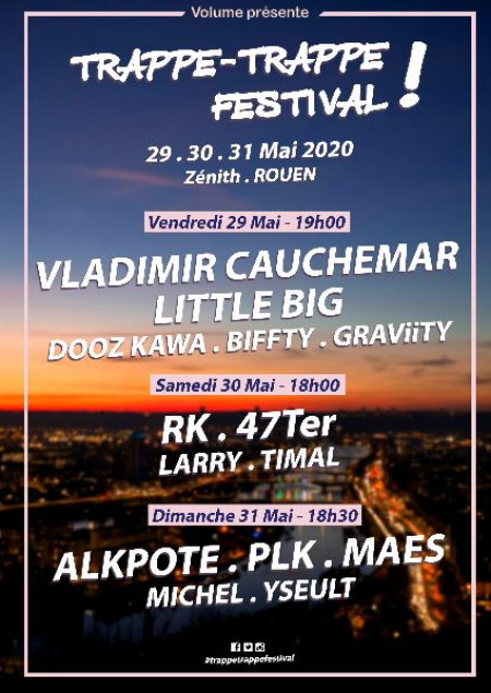 TRAPPE TRAPPE FEST 06 - Affiche