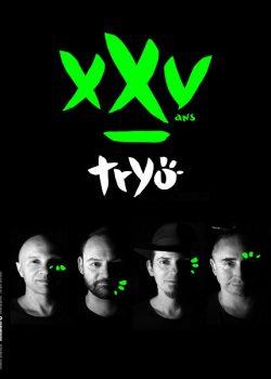 Volume-Presente Tryo 25 ans 450x600